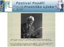 2012 - Festival Poodrí Františka Lýska